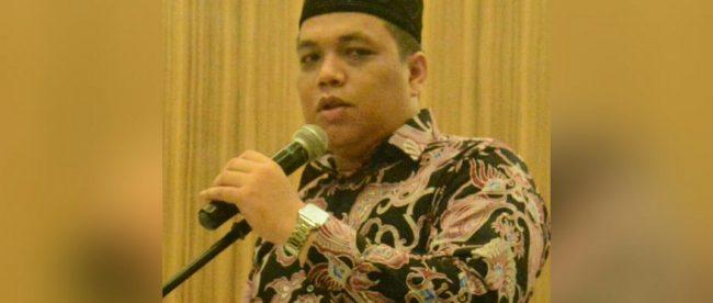 Ketua Panwascam Tanah Sareal, Kota Bogor, Supriantona Siburian (dok.KM)