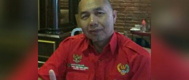 Azrai Ridha, SH, Ketua Lembaga Hukum Persatuan Wartawan Republik Indonesia (LH-PWRI)