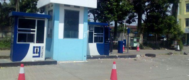 Secure Parking di Pasar TU Kota Bogor (dok. KM)