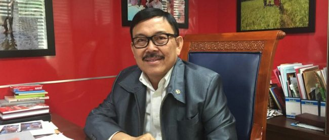 Politisi PDIP, Eddy Kusuma Wijaya (dok. KM)