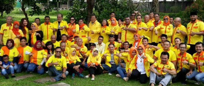 Halal Bihalal DPD Partai Berkarya Kota Bogor, Minggu 24/6/2018 (dok. KM)