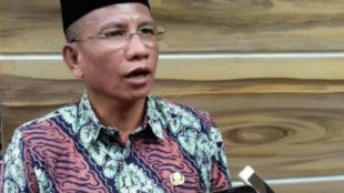 Plt walikota Bogor, Usmar Hariman (dok. KM)