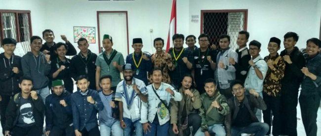 Aktivis mahasiswa yang tergabung dalam kelompok