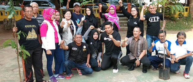 Giat GTP ke-179 di Kebon Pedes, Kota Bogor, Minggu 15/7 (dok. KM)