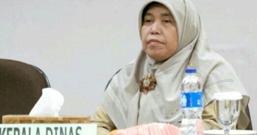 Kadis LHK Kota Depok, Etty Suryahati (dok. KM)
