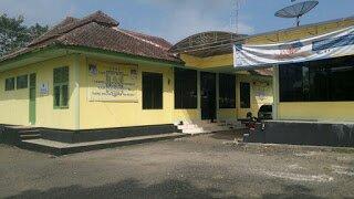 Kantor Kecamatan Sagaranten, Kabupaten Sukabui (dok. KM)