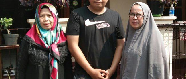 Bakal Calon Anggota DPRD Kota Bogor Partai Gerindra Harry Ara Bersama Warga Kebon Pedes, Kota Bogor (dok. KM)