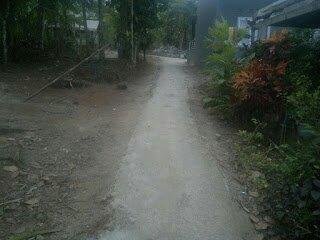 Jalan Alternatif Warga Cigadog (dok. KM)