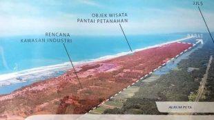 Masterplan Penyusunan Basic Engineering Design Kawasan Industri Kabupaten Kebumen Tahun Anggaran 2017 (di sekitar Pantai Petanahan Kabupaten Kebumen)