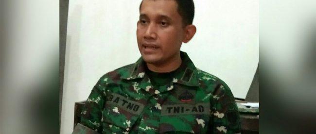 Kapenrem 061/SK Mayor Inf. Ratno Sudarmadi (dok. KM)