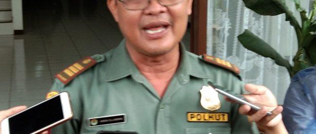 Polisi Hutan Konservasi Sumber Daya Alam Wilayah 1 Bogor, Aman Sujiaman (dok. KM)