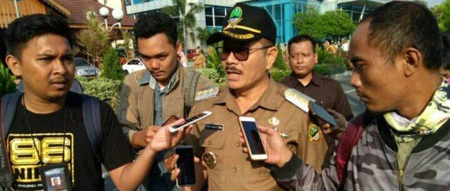 Penjabat (Pj) Wali Kota Bekasi, Ruddy Gandakusumah (dok. KM)