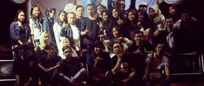 Panitia perayaan HUT RI ke-73 Gang Pahlawan RW 08, Empang, Kota Bogor (dok. KM)