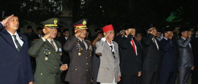 Renungan Suci Di TMP Dreded Kota Bogor (dok.KM)