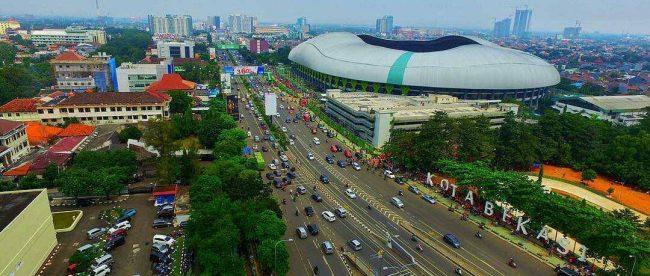 Kota Bekasi (stock)