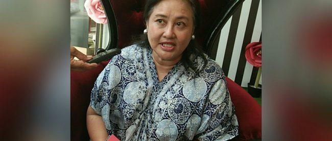 Project Director Komnas Pengendalian Tembakau Tari Soebagio Menayang (dok. KM)
