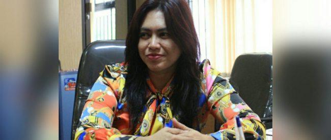 Ketua Komisi II DPRD Kota Bogor Anita Prihapsari Mongan (dok.KM)