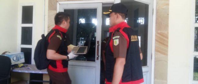 Tim Satuan Khusus Pemberantasan Korupsi Kejati Bangka Belitung (dok. KM)
