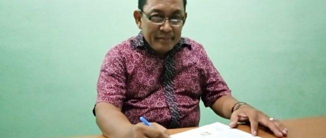 Wahidjon,Ketua Advokasi KSPSI Provinsi Babel (dok. KM)
