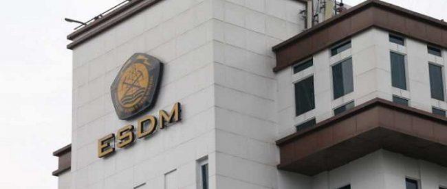 Gedung Kementerian ESDM RI (stock)