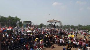 Pesta Rakyat di Desa Lumpang (dok. KM)