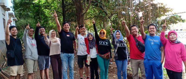 GTP ke 189 Di Asrama Mahasiswa IPB Sempur Kota Bogor, Minggu 16/9/2018 (dok. KM)