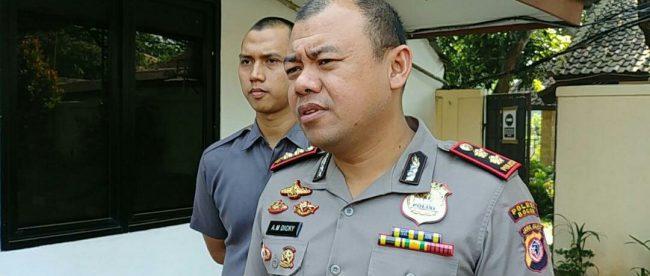 Kapolres Bogor AKBP Andy M. Dicky (dok. KM)