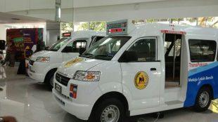 Peresmian Angkutan Modern Kota Bogor di Lippo Plaza Keboen Raya, Sabtu 8/9 (dok. KM)