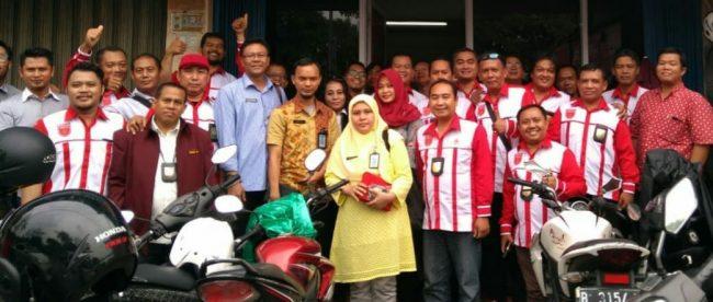 Tim Yayasan Lembaga Bantuan Hukum Dan Konsultasi Citra Keadilan Indonesia (YLBHK CKI)