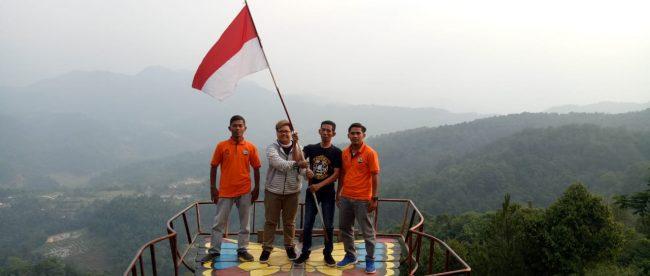 Panorama Pabangbon, Leuwiliang, Bogor (dok. KM)