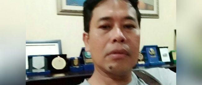 Dedy Wahyudi, Wakil Ketua LSM Gebrak Sriwijaya Babel (dok. KM)