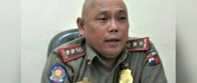 Kabid Penegak Peraturan Daerah Satpol PP Kota Bogor, Danny Suhendar (dok. KM)