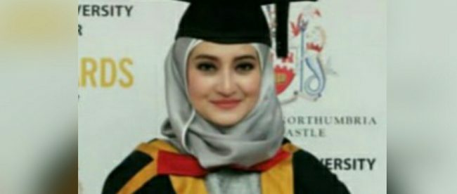 Dosen Universitas Pakuan Bogor, Trifty Qurrota Aini (dok. KM)