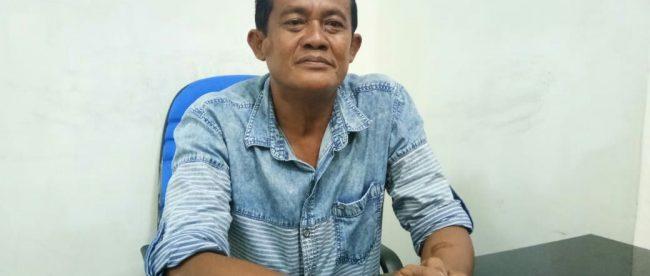 Ketua harian ormas Laskar Merah Putih Babel, Rizal (dok. KM)
