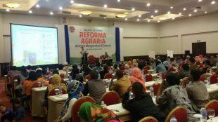 Sosialisasi Reforma Agraria Kementerian Agraria Dan Tata Ruang/BPN di Bogor, 12/10/2018 (dok. KM)