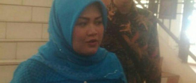 Bupati Bekasi Neneng Hasanah Yasin (dok. KM)