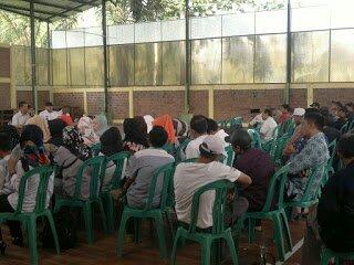Musdes Desa Pasanggarahan, Sagaranten, Sukabumi pada Selasa 16/10/2018 (dok. Tar/KM)