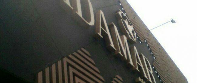 Restoran Adamar Asian bistri, yang diduga melanggar perizinan (dok. KM)