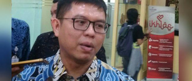 Direktur Utama Bank BJB Syariah, Indra Falatehan (dok. KM)