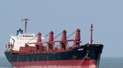 Kapal MV Golden Ocean (dok. Vesseltracker.com)