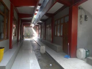 Sekolah SMK Humanika 2, Cisarua, Bogor (dok. Tar/KM)