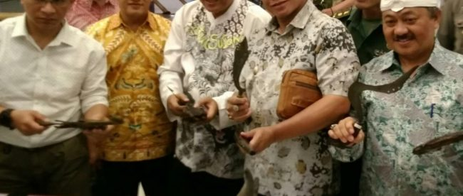 Kegiatan Pesona Pusaka Tanah Pasundan Di Lippo Plaza Kota Bogor (dok. KM)