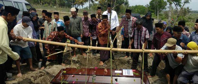 Proses pemakaman Endang Sri Bagus Nita di Kebumen, Minggu 4/11/2018 (dok. KM)