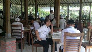 Peserta bimtek di Desa Citeko, Kecamatan Cisarua, Bogor, Senin 19/11/2018 (dok. Tar/KM)