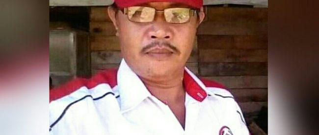 Koordinator Wilayah Lembaga Swadaya Masyarakat Kemilau Cahaya Bangsa Indonesia (LSM KCBI) Kepulauan Nias, Fesianus Ndraha (istimewa)