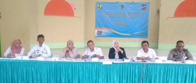 Sosialisasi pelaksanaan pengadaan tanah Jalan Tol Bogor Ring Road Seksi IIIA di Tanah Sareal, Kota bogor, Kamis 8/11/2018 (dok. KM)