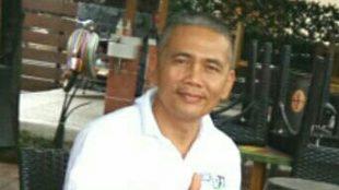 Ketua Umum Persatuan Wartawan Republik Indonesia (PWRI), Suriyanto (dok. KM)