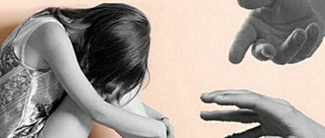 Ilustrasi pelecehan seksual terhadap anak