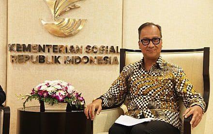 Menteri Sosial RI, Agus Gumiwang kartasasmita (stock)