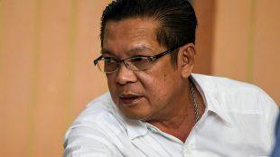 Ketua DPRD Kabupaten Muara Enim Aries HB (stock)